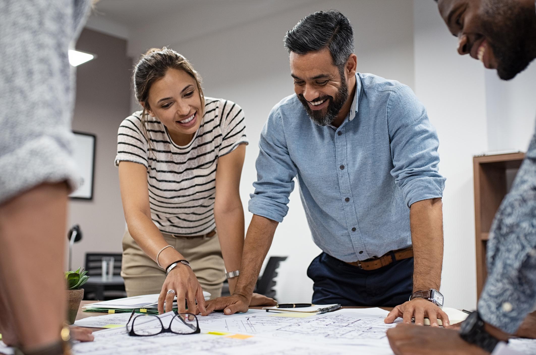 Arbeidsmarkt diversiteit architect