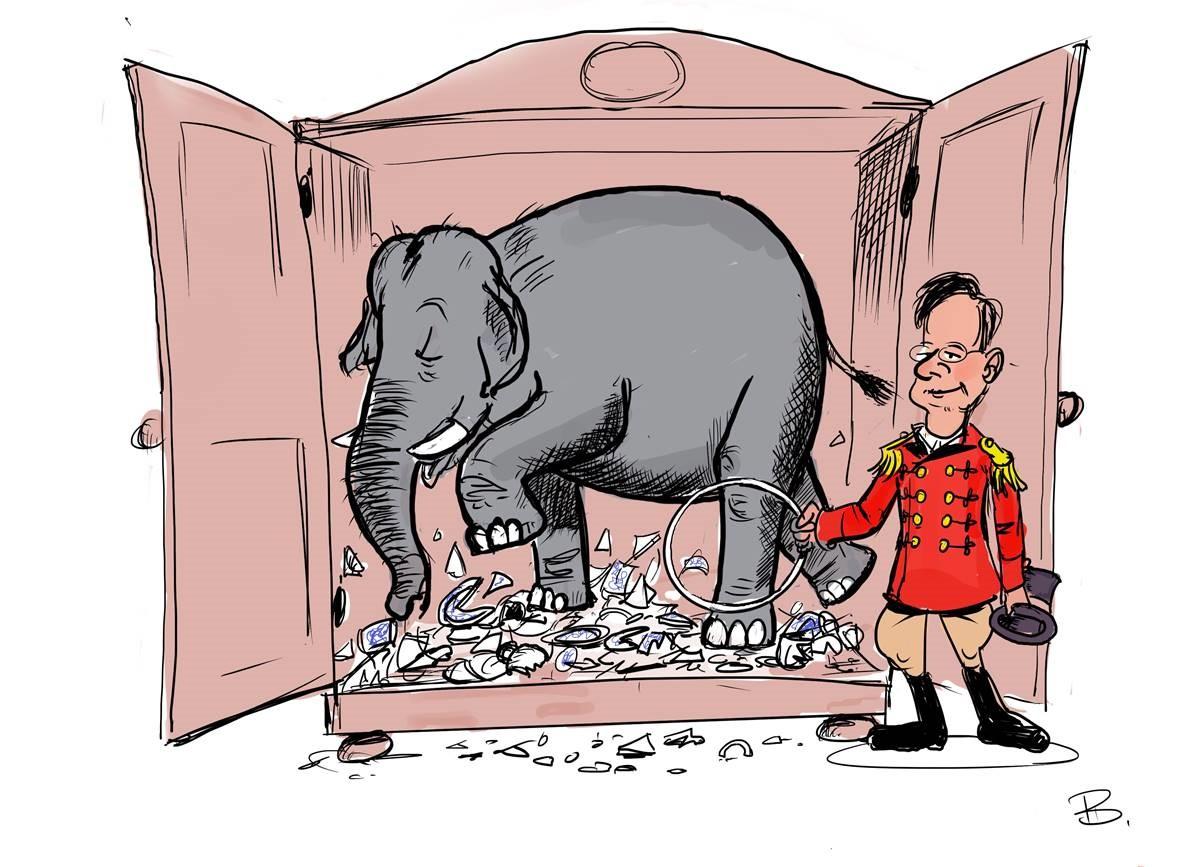 Haagse olifant