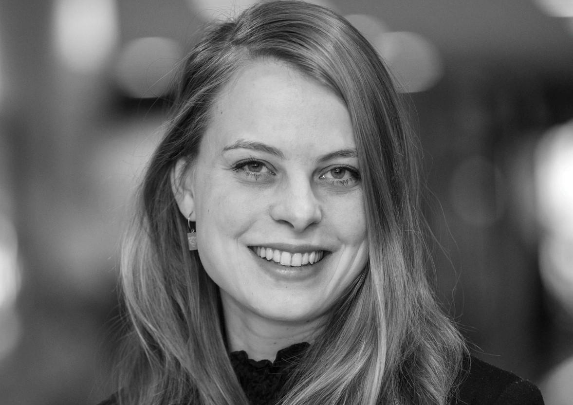 Anne Buningh pensioenwoordvoerder VCP Young Professionals