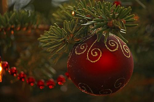 Korte kerststop