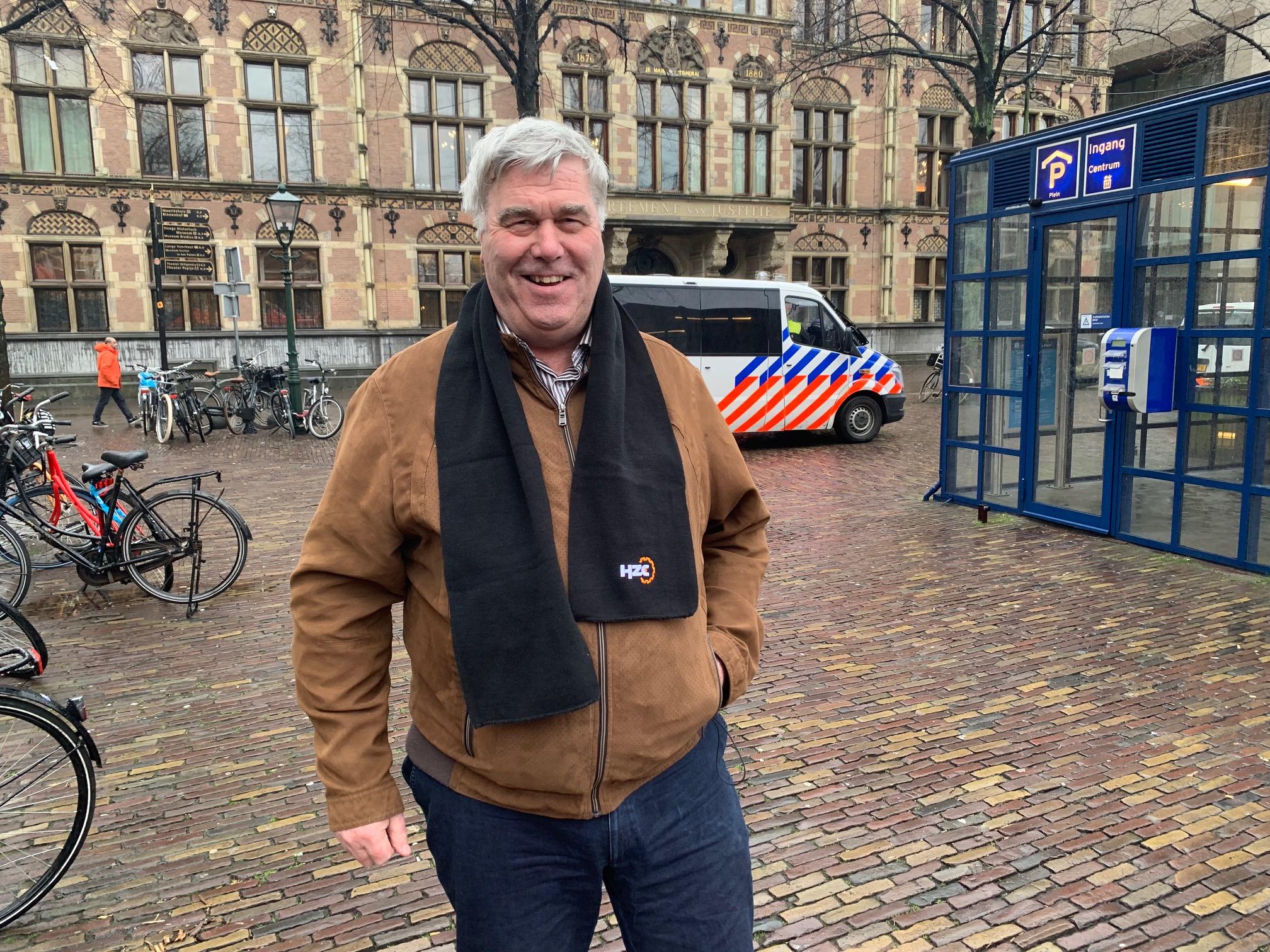 HZC-voorzitter René van der Steen overleden