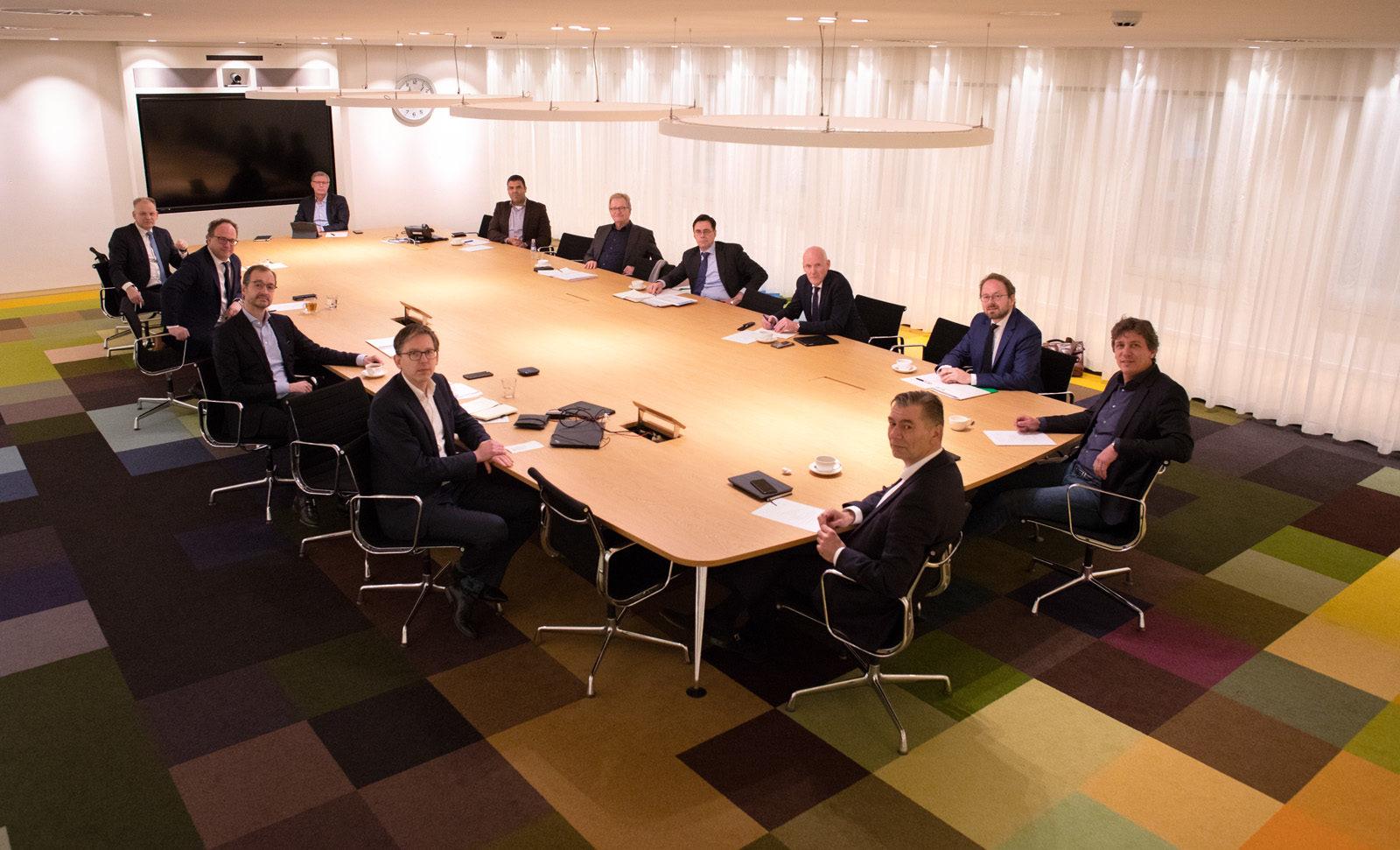 Sociale partners en kabinet werken eendrachtig aan uitvoering noodpakket