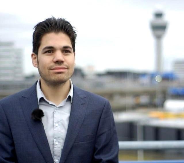 Fabian Ouwehand nieuwe pensioenwoordvoerder VCP YP